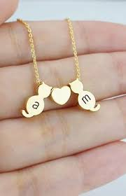 Personalized Cat Necklace Pics Memory Jewerly Personalized Pet Memorial Jewelry With Your