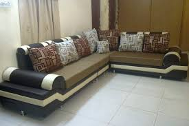 Indian Sofa Design L Shape L Shape Couch Exquisite Full Leather Sectional With Chaise