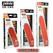 buy france pebeo pebeo oil paint kit for beginners boxed oil paint