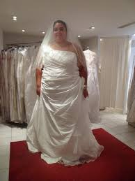 robe de tã moin de mariage mes essayages pour trouver ma robe de mariée grande taille