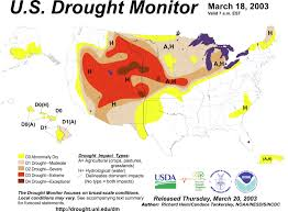 Colorado Drought Map by Noaa News Online Story 1112
