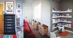 Quick Toy Storage Ideas  Organization Hacks For Your Kids Room - Storage kids rooms