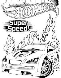 wheels car coloring pages coloringstar