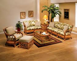 Rattan Living Room Furniture Rattan Wicker Bamboo Chairs Rattan Living Room Furniture