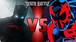 batman spider man 2099 death battle fanon wiki
