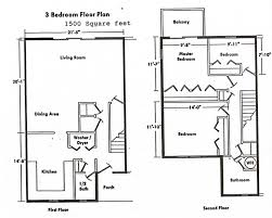 House Plans With Pictures Simple House Plan With 2 Bedrooms Decorate My House