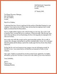 example of a letter of recommendation bio exampleletter of