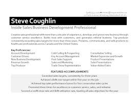 Inside Sales Sample Resume by Download Resume Posting Haadyaooverbayresort Com