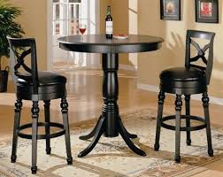black high table and chairs round black pub table and chairs kitchens pinterest basements
