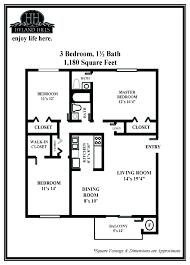 3 Bedroom Apartments Floor Plans Three Bedroom Apartments For Rent Hyland Hills Apartments