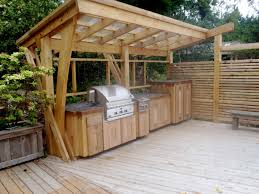 outdoor kitchen designs for small spaces home design
