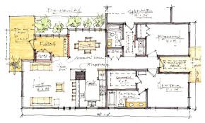 Craftsman Cottage Floor Plans by Fantastic Modern Craftsman House Plans Design Hahnow