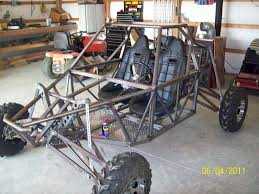 homemade 4x4 mini sprint racer a little of this and that