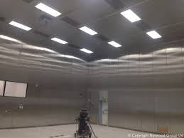 Stainless Steel Partition Cleanrooms U2014 Norwood Group Limited