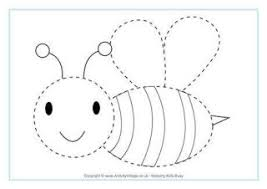 tracing printables for kids