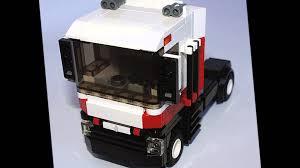 renault lego renault magnum ae 520 integral lego city format youtube