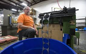 excelsior inc rockford maker of custom gaskets celebrates 100