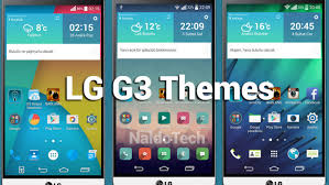 download themes for android lg best themes for lg g3 homescreen launcher naldotech