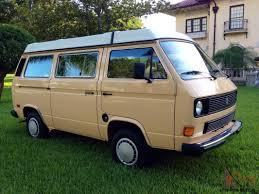 volkswagen minibus camper volkswagen vanagon westfalia campmobile van camper 3 door 1 9l