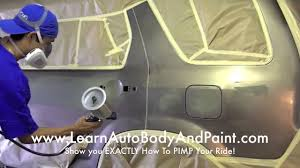 how to spray paint a car at home yourself affordable diy methods