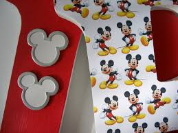 Decorated Letters For Nursery 32 Best Mickey Mouse Wall Decorations Images On Pinterest