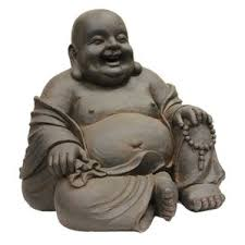 large laughing buddha statue wayfair