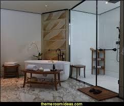 Spa Themed Bathroom Ideas - decorating theme bedrooms maries manor bathroom accessories