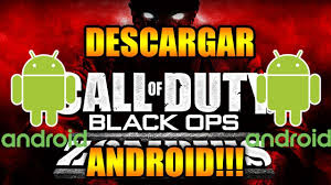 blackops zombies apk descargar call of duty black ops zombies android apk datos 2017