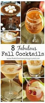 8 fabulous fall cocktails chocolate beverage and thanksgiving