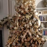 christmas trends 2017 santa north pole christmas tree and decorating ideas