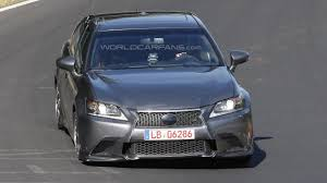 lexus gs f v10 lexus gs f u0026 rc f convertible reportedly announced at dealer