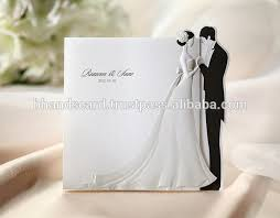wedding card to from groom original bhands card and groom wedding invitation card