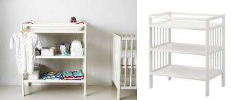 White Changing Tables For Nursery 17 Trendy Ideas For The Chic Modern Nursery
