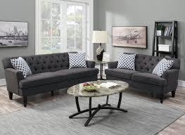 sofa set for living room poundex bobkona fostord 2 piece living room set u0026 reviews wayfair