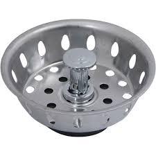 Stainless Steel Kitchen Sink Strainer - best of stainless steel kitchen sink strainer drain stopper ideas