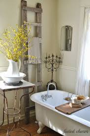 Country Style Bathrooms Ideas Colors Pretty Vintage Style Bath Love The Claw Foot Tub U0026 Rustic