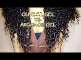 gel argan eco styler olive vs argan gels on thick curly hair