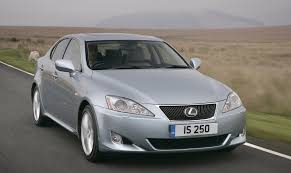 lexus is lexus is saloon review 2005 2012 parkers