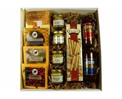 and cheese gift box