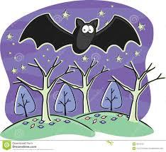 halloween bat clip art halloween bat stock photo image 2812700