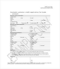 credit template u2013 8 free word pdf eps documents download