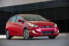 Hyundai Accent Interior Dimensions 2015 Hyundai Accent Overview Cars Com