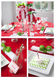 Green Table Gifts by 5 Holiday Table Ideas On A Budget U2013 Custom Love Gifts