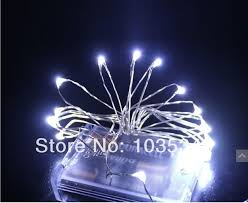 ultra thin wire led lights battery operated cooper wire led fairy string lights 3m 10ft 30