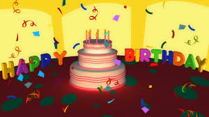 Happy Birthday Wishes In Songs Birthday Songs Happy Birthday Song Youtube