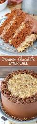 Homemade Coconut Cake by German Chocolate Cake Life Love And Sugar