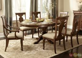 Formal Dining Room Sets Steve Silver Wilson 7 Piece 60x42 Dining Room Set In North Shore