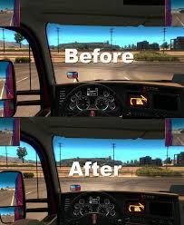 kenworth truck interior truck interior camera ats american truck simulator mod ats mod