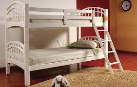 Kids Bunk Beds Toronto by Achird Twin Twin Kids Bunk Beds In Black And White Xiorex