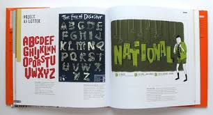 typography books new ornamental type decorative lettering in the